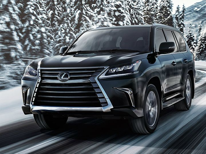 Lexus LX 570 Launched India