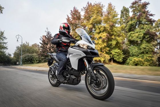Ducati Giving Away Aluminum Panniers Worth Rs 1.95 Lakh With Multistrada 950