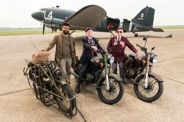 Royal Enfield To Launch WWII Themed Bike In 2018