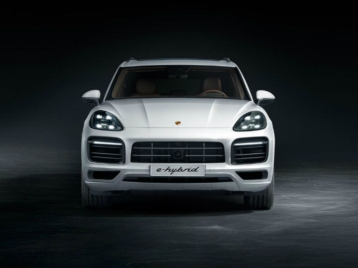 Porsche Cayenne E Hybrid To Be Launched In India In September 2018