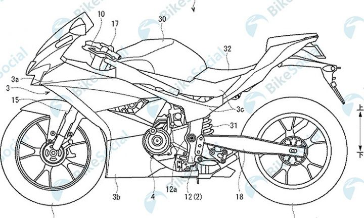 Suzuki Working On 300cc Gixxer