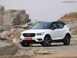 2018 Volvo XC40: First Drive Review In Pictures