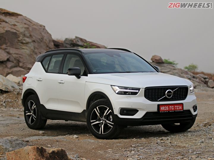 Volvo XC40 Review In Pictures