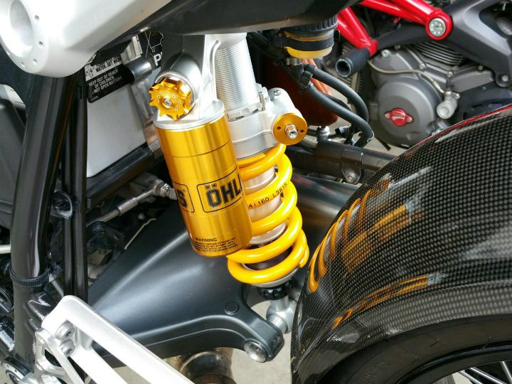 Leading Suspension Maker öhlins To Be Acquired By Tenneco Zigwheels