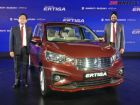 2018 Maruti Suzuki Ertiga Launched At Rs 7.44 Lakh