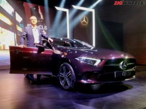 All-New Mercedes-Benz CLS Launched, Trades Curves For Creases