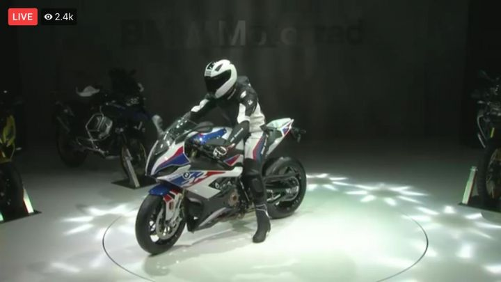 Bmw S1000rr Makes World Debuted At Eicma 2018 Zigwheels