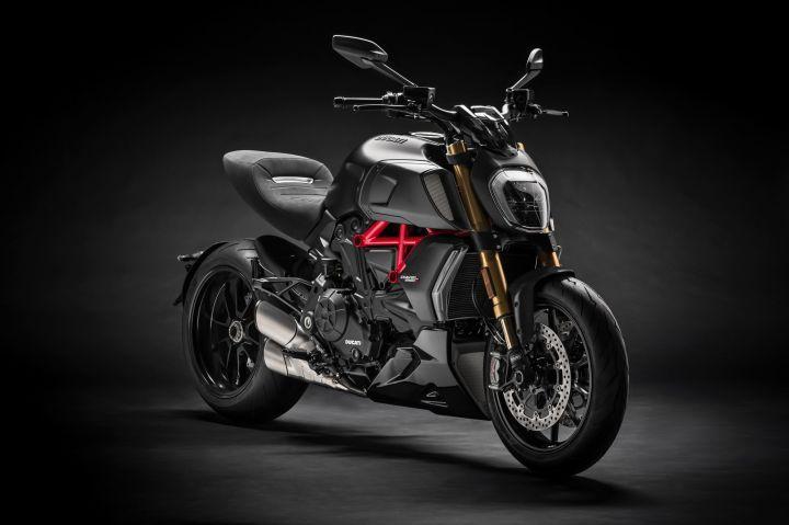 Ducati unviels new Diavel 1260