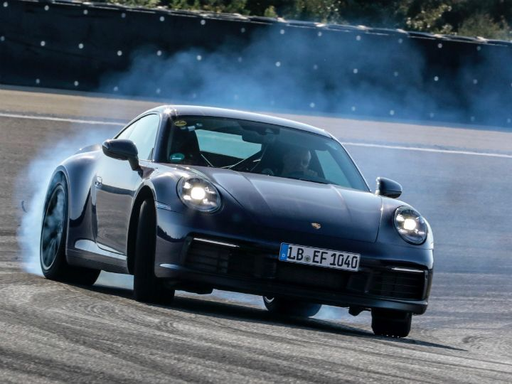 2019 Porsche 992 Unveil Soon