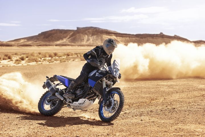 Dakar-inspired Yamaha Tenere 700 World Raid Unveiled At EICMA 2018