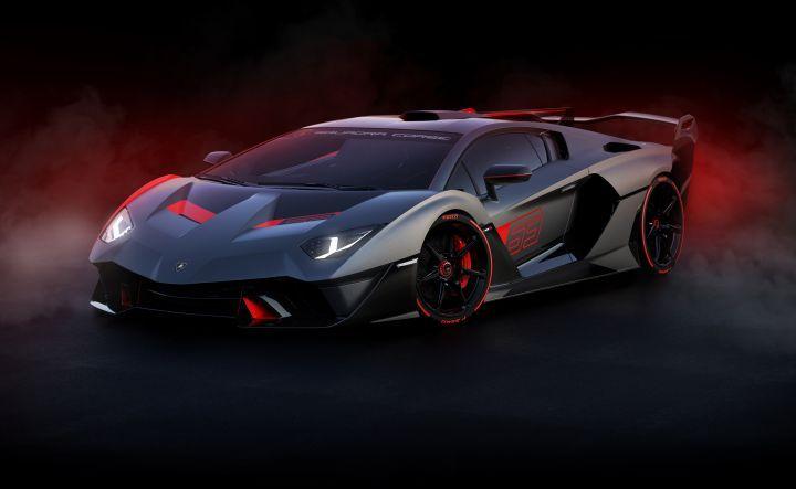 Lamborghini Sc 18 First One Off Raging Bull Ever Zigwheels