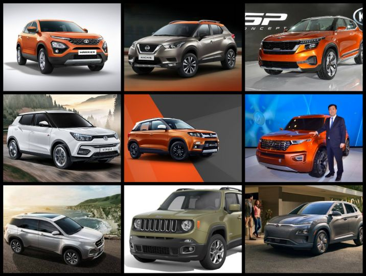 9 Sub Rs 20 Lakh Suvs Worth Waiting For In 2019 Tata Harrier