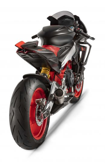 Aprilia RS660 Midsize Sportsbike Concept Unveiled