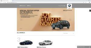 BMW Begins Online Sales In India