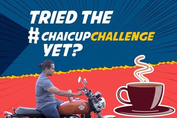 Chai Cup Challenge Interceptor