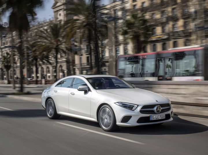 Coupe Will Be Launched In India On November 16 2018 The Cls Is Expected To Priced Close Rs 75 Lakh Positioning It Between E Cl And