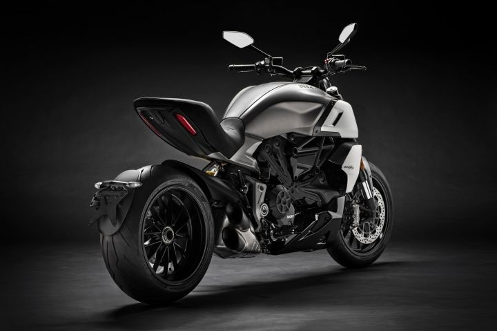 Ducati Diavel 1260 rear