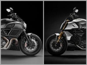 Ducati Diavel: Old vs New