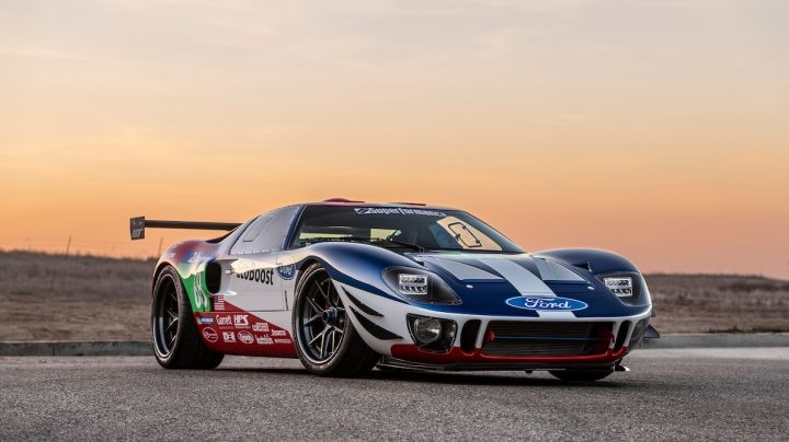 Ford GT40 front