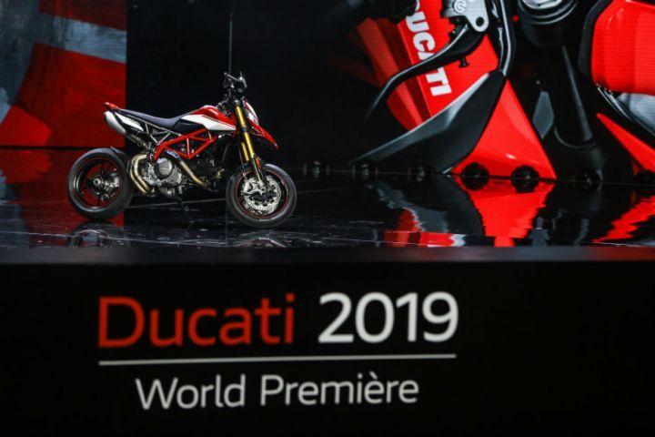 Leaner And Meaner 2019 Ducati Hypermotard 950 Range Revealed Ahead