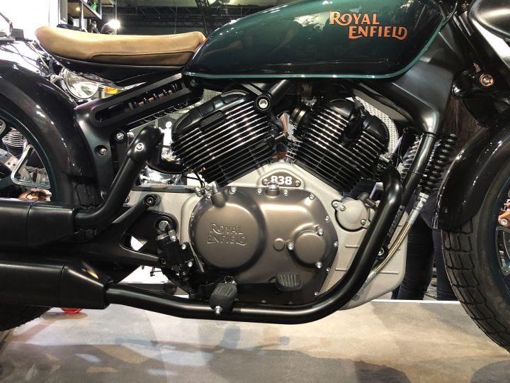 Royal Enfield At EICMA: Concept  KX, 650 Twins And More!