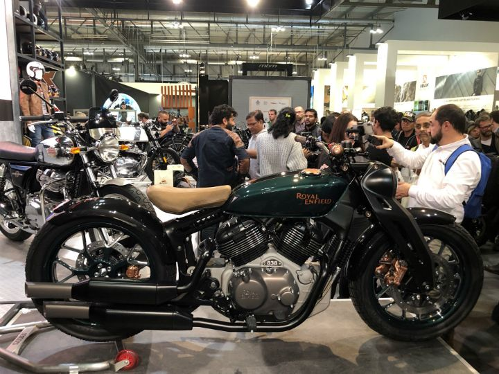 Royal Enfield At Eicma Concept Kx 650 Twins And More Zigwheels