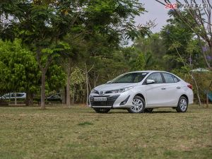 Save Up To Rs 1 Lakh On Toyota Yaris This November