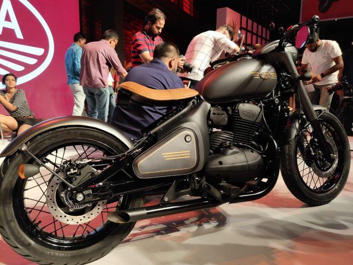 Jawa motorcycles variants explained