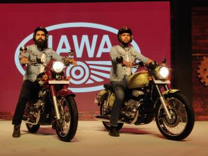 Jawa Motorcycles Roars Back With 3 New Bikes