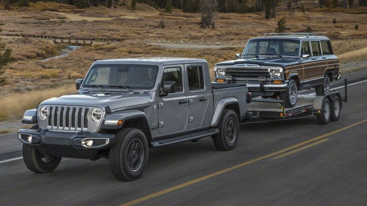 Jeep Gladiator Pick-up Unveiled At 2018 LA Auto Show ...