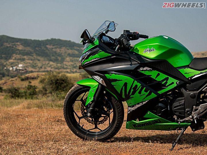 2018 Kawasaki Ninja 300 Abs Performance Test Review Zigwheels