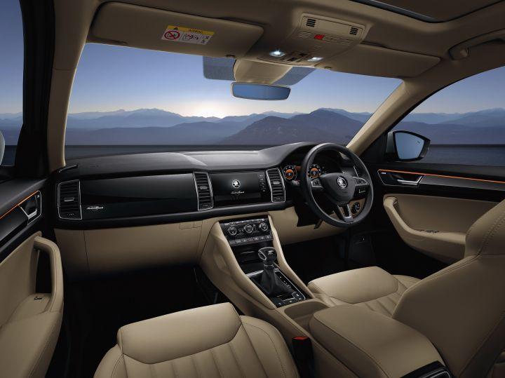 to fit Skoda Kodiaq 2017 Grey Titan Waterproof Car Back Seat Cover Onwards