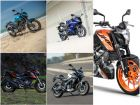 4 Power-packed Alternatives To KTM 125 Duke