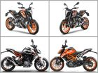 Explained: KTM Duke Lineup - 125 Duke, 200 Duke And Others