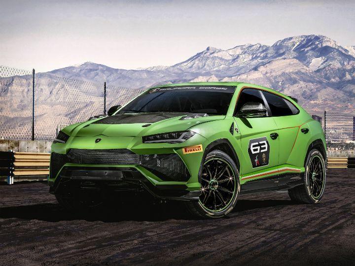 Lamborghini Urus St X Concept Previews Race Suv Zigwheels