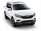 Mahindra Alturas G4 Name Finalized For Seven-Seater Luxury SUV, Launch On November 24