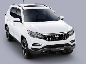 More Details About Mahindra Alturas G4 Revealed