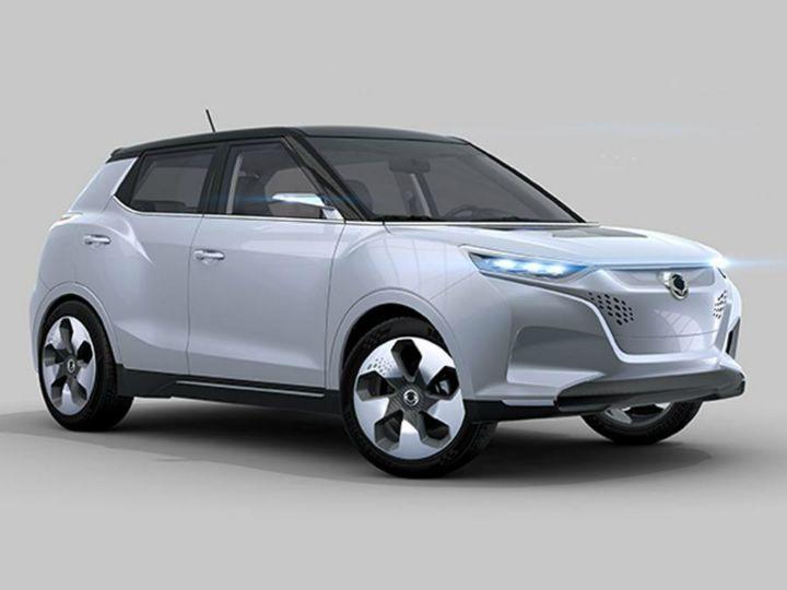 Mahindra S201 EV India Launch in 2020