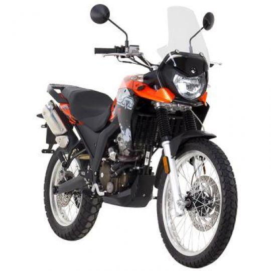 new UM DSR Adventure bike