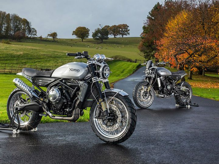 Norton Atlas range