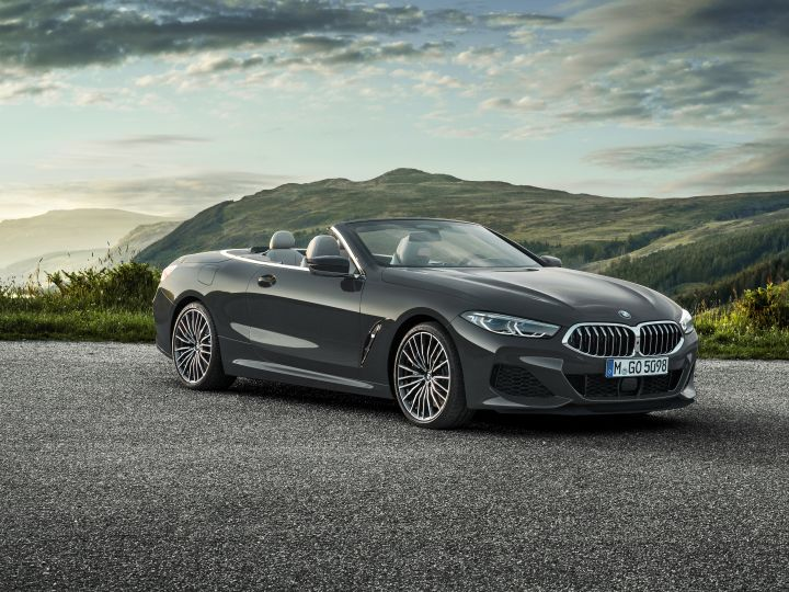 BMW unveils 8 Series convertible ahead of L.A. Auto Show