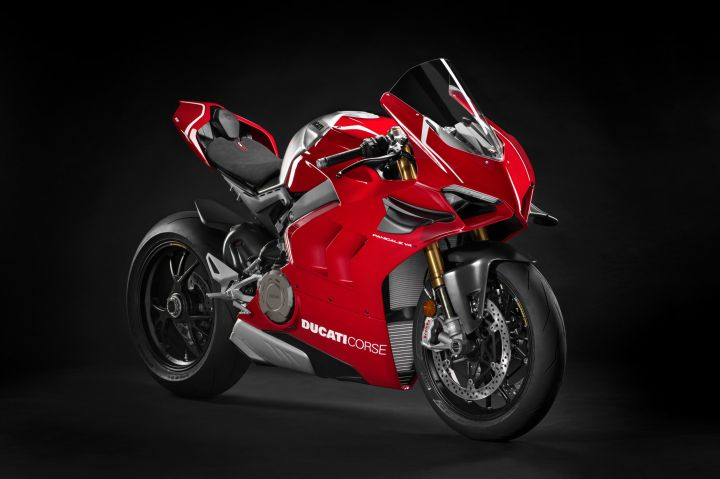 Worlds Most Powerful Na Bike Ducati Panigale V4 R Launched At Rs
