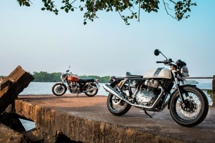 Royal Enfield 650cc Twins Launched At Unbelievable Price