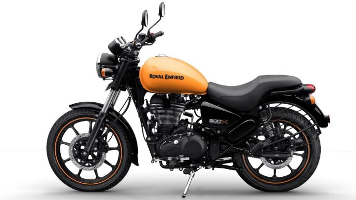 royal enfield launches thunderbird 500x abs at rs 2 13 lakh zigwheels