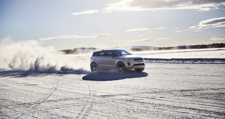 New Evoque SUV to debut Jaguar Land Rover 's Ground View technology