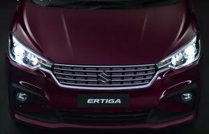 2018 Maruti Suzuki Ertiga: Videos Reveal Details, Undisguised Images Emerge
