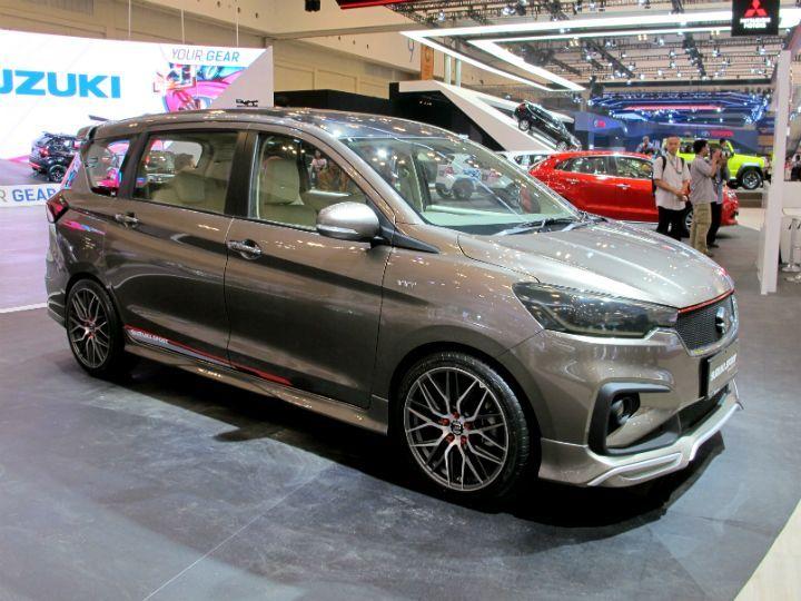 Suzuki Ertiga Sport India Launch?
