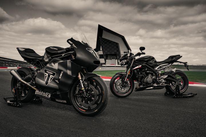 Triumph Moto2 Triple RS
