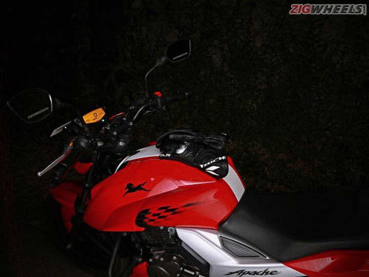 TVS Apache RTR 160 4V Carb 3000km Long Term Review - ZigWheels