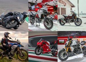 Upcoming Big Bikes Showcased At EICMA 2018
